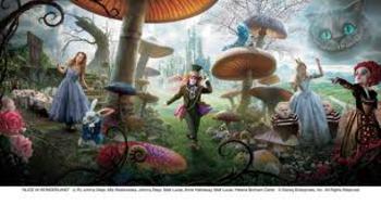 Alice in Wonderland: Thorough lesson plan