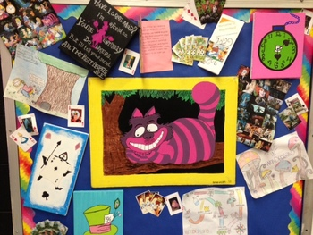 Mrs. Ashby's Alice in Wonderland DI Project (EL, Gifted, S