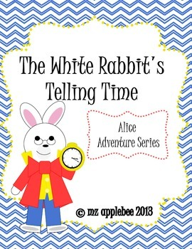 Alice Adventure Series: Telling Time
