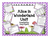 Alice in Wonderland Unit