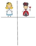FREEBIE: Alice in Wonderland WBT Scoreboard