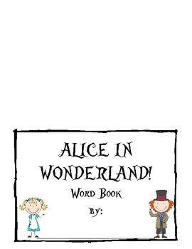 Alice in Wonderland! Writing Center