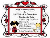 Alice in Wonderland bundle: Close reading, decor and more!