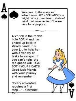 Alice in Wonderland review slideshow