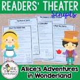 Alice's Adventures in Wonderland--13 Readers' Theater Scripts