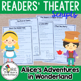 Alice's Adventures in Wonderland--13 Readers' Theater Scripts