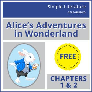 Alice's Adventures in Wonderland / Alice in Wonderland - F