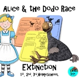 Animal Extinction Endangered Animals    Alice & the Dodo R