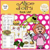 Alice the Fairy Book Unit