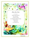 Alice the Fairy- Vocabulary,Comprehension,Writing Activities