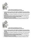 Alice's Adventures in Wonderland Analytical Questions (5)