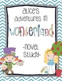 Alice's Adventures in Wonderland: Interactive Novel Study