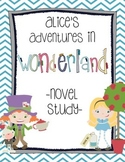 Alice's Adventures in Wonderland: Interactive Novel Study