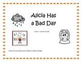 Alicia Has a Bad Day Activities