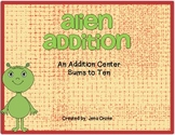 Alien Addition - Sums to Ten