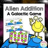 Alien Addition- Three Digit Addition Game