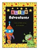 Alien Adventure, Aliens, Space, Outer Space