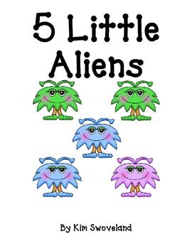 Alien Adventures, Aliens, Outer Space, Unit Supplement FREE