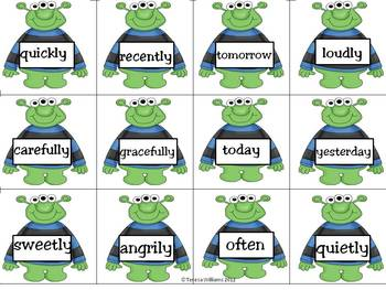 Alien Adverbs