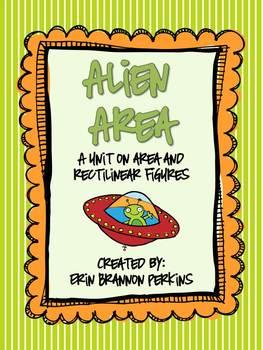 Alien Area: A Unit on Area and Rectilinear Figures
