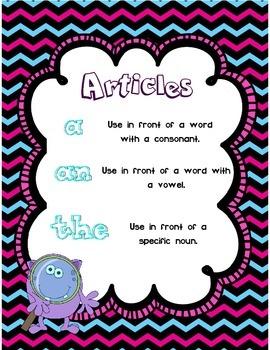 Alien Articles