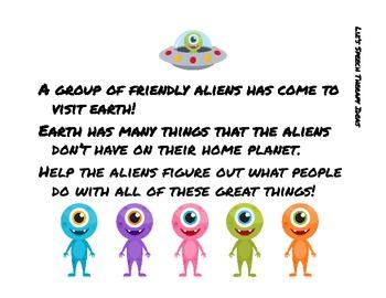 Alien Attributes - A Describing Unit