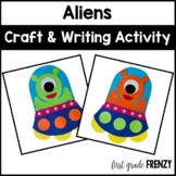 Alien Craftivity