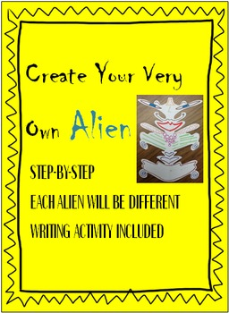 Creative Writing - Create an Alien