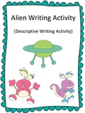 Alien Descriptive Writing Prompt