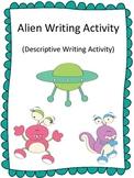 Alien Descriptive Writing Prompt