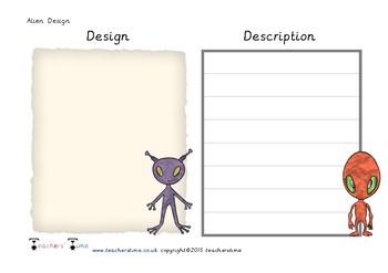 Alien Design and Describe