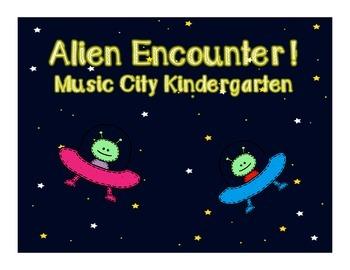 Alien Encounter!