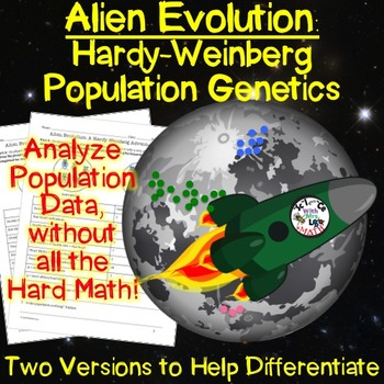 Alien Evolution: A Hardy Weinberg Introduction to Evolution