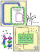 Alien Fun! Frames, Page Dividers, and Clip Art