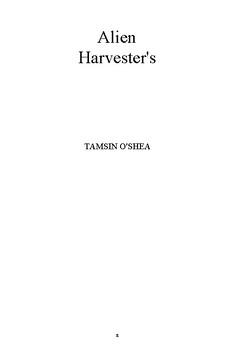 Alien Harvesters