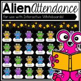 Alien Interactive Attendance