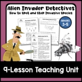 Alien Invader Detectives: How to Spot and Stop Invasive Species