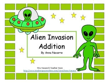 Alien Invasion Addition