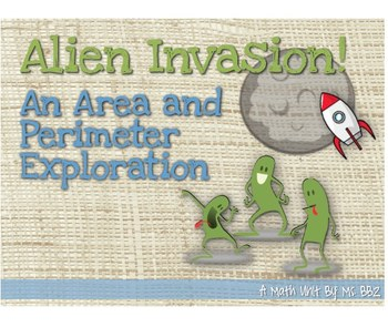 Alien Invasion!: An Area and Perimeter Exploration