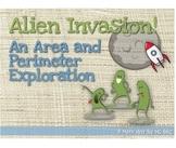 Alien Invasion!: An Area and Perimeter Exploration