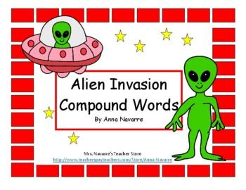 Alien Invasion Compound Words