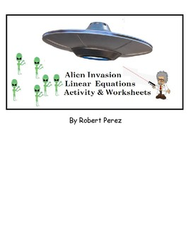 Alien Invasion - Linear Equations