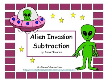 Alien Invasion Subtraction