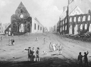 Alien Invasion! - The British Capture Quebec City, 1760.