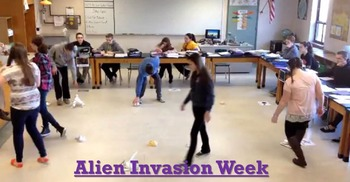 Alien Invasion Week