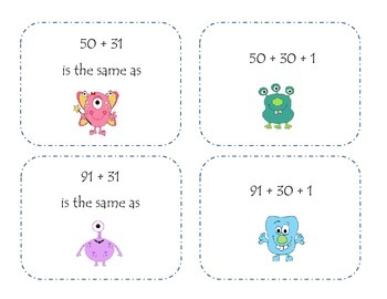 Alien Math: Decomposing Numbers for Double-Digit Addition