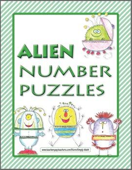 Alien Number Puzzles