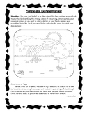 Alien Planet Coloring Activity