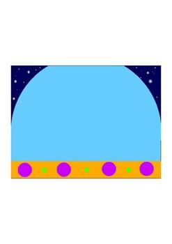 Alien Round-Up - Music Staff Identification Game - Treble Staff