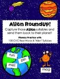 Alien Roundup- Phonics Game